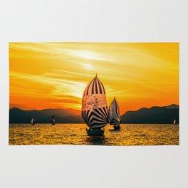 Sun regatta Rug