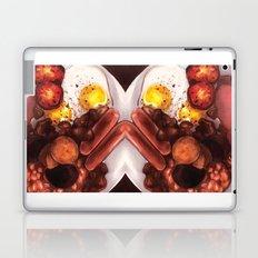 Irish Breakfast Laptop & iPad Skin