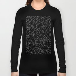 storm | black Long Sleeve T-shirt