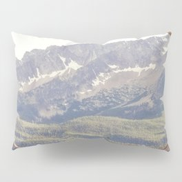 Western Mountain Ranch Pillow Sham