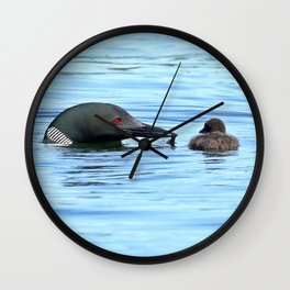 Low key delivery Wall Clock