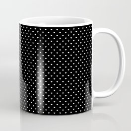 Heart (Inverse) Coffee Mug