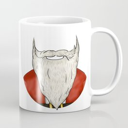 Santa Beard Coffee Mug