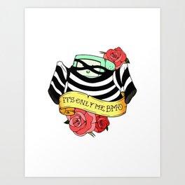 BMO Art Print