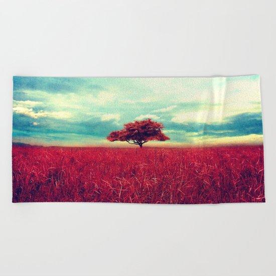 Lone ranger Beach Towel