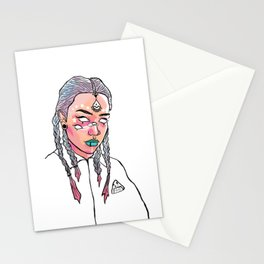 Bad Gal Stationery Cards