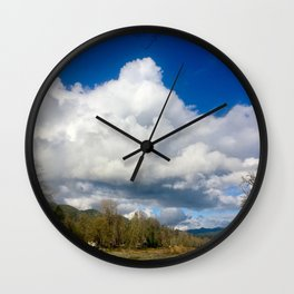 Rogue River OR Wall Clock