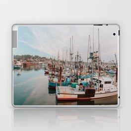 Fishing Boats Laptop & iPad Skin