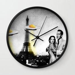 _PARIS Wall Clock