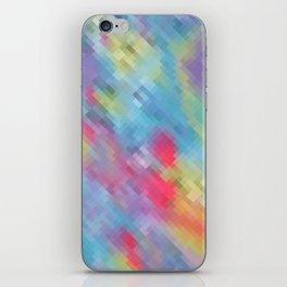 Wrinkle Pixel iPhone Skin