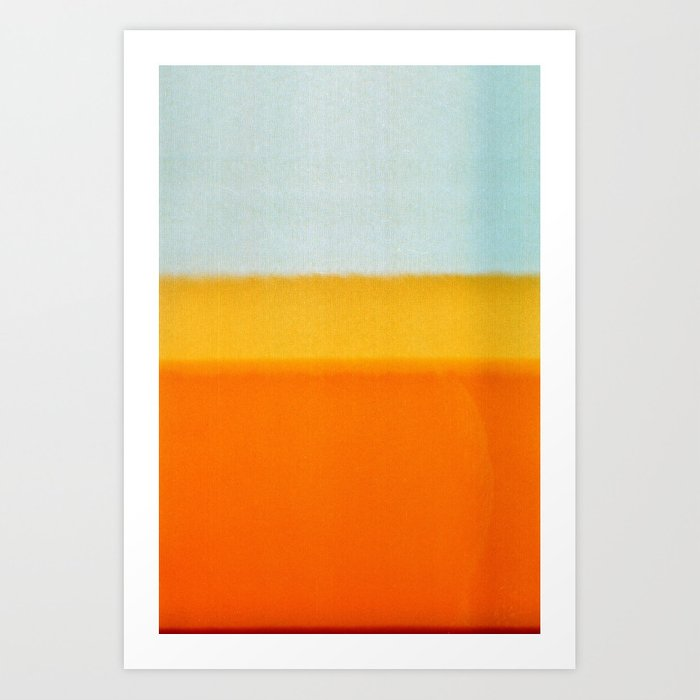 Film Burn Ii Art Print By Fortheeasilydistracted Society6