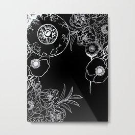 EyeAnenome Metal Print