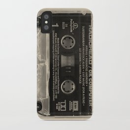 Crushing Sound 01 - A side iPhone Case