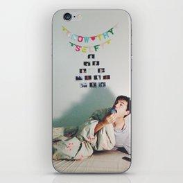 Know Thy Selfy iPhone Skin