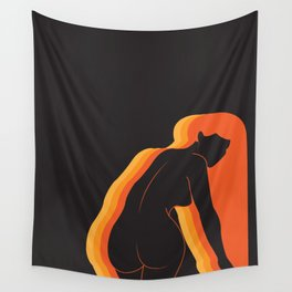 GET CHEEKY  Wall Tapestry