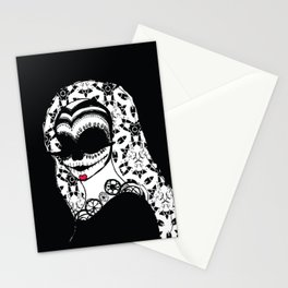La Novia Muerta Stationery Cards