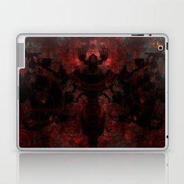 The moth Laptop & iPad Skin