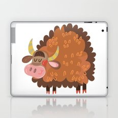 Cute Bull Laptop & iPad Skin