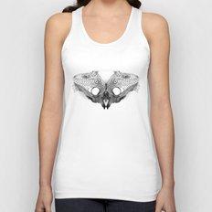 Winged Beauty Unisex Tank Top