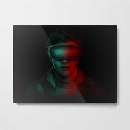 Ready Player One Metal Print