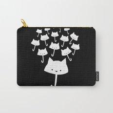 minima - cat rain Carry-All Pouch