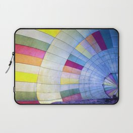 Make a balloon ride Laptop Sleeve