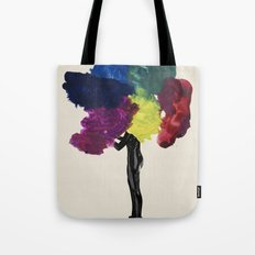 Paint Fetish Tote Bag