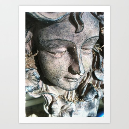 angel face Art Print