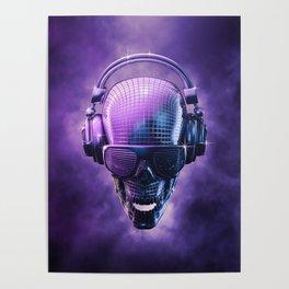 Disco Muerte Poster