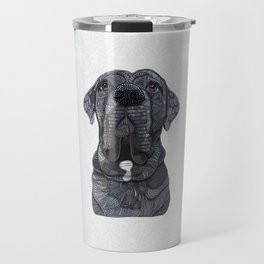 Chief the Mastiff Travel Mug