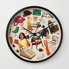 9 to 5 Wall Clock