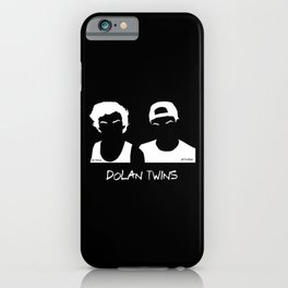 Dolan Twins iPhone Case