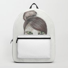 Adorable kitty Backpack