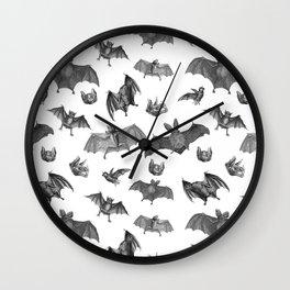 Batty Bats Wall Clock