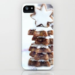 Christmas bakery iPhone Case