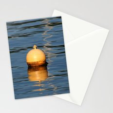 Mooring buoys 016 Stationery Cards