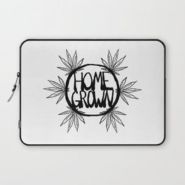 Home Grown Organic Laptop Sleeve