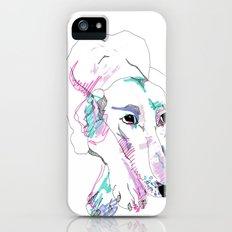 Lurcher iPhone (5, 5s) Slim Case