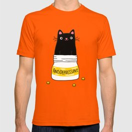 FUR ANTIDEPRESSANT T-shirt