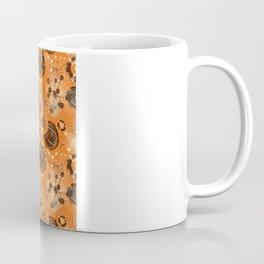molecules Coffee Mug