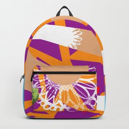 May Flowers Backpack