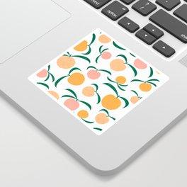 Peach Me Sticker