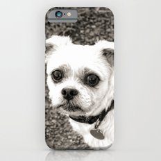 Molly black and white iPhone 6s Slim Case