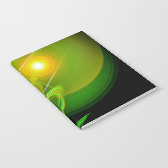 Abstract Perfection 58 Notebook