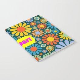 feminist girl power quote Notebook