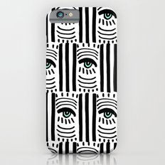 Graphic Eyes Slim Case iPhone 6s