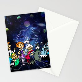 The jetsons Stationery Cards