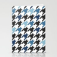 tooth Stationery Cards featuring Blue Tooth by Project M