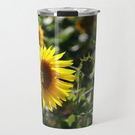 The German Sunflower Travel Mug