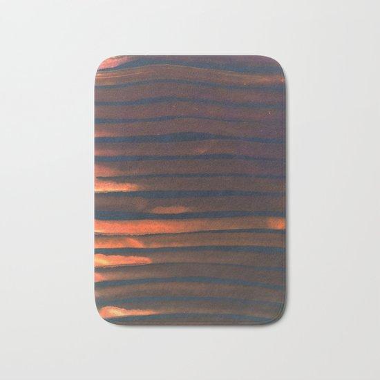 We Have Copper Dreams at Night Bath Mat